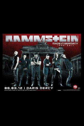 rammstein a bercy