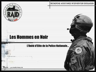 - LE RAID -