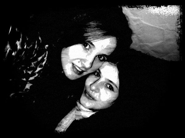 Jennyfer et Mwàa...<3