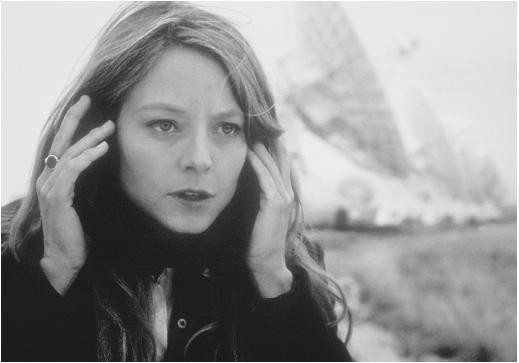 Photo: Jodie foster --Texte: Musso