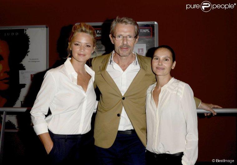 """15 Juin 2015 - Avant première du film """"Une famille à louer"""" au cinéma Publicis lors du 4e Champs-Elysées Film Festival"""