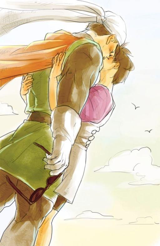 gohan-XV manga