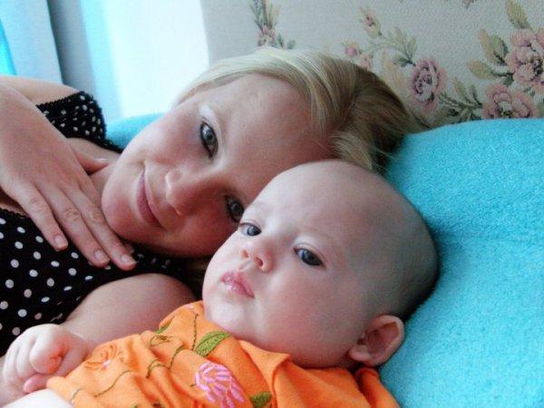 ma merveilleuse niece adoree et lilou