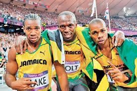 Les 3 jamaicains
