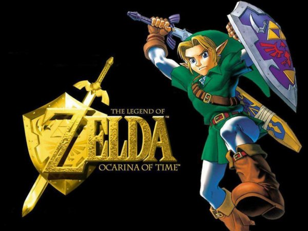 Zelda Ocarina Of Time <3