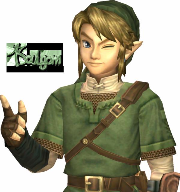 Link clin d'oeil ;)