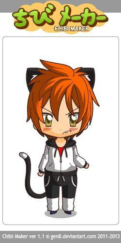 ~Quoi ? Ouais j'aime les chats, et alors ?!~