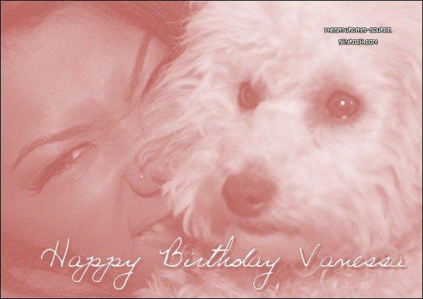 .  Happy Birthday Nessa :D  .