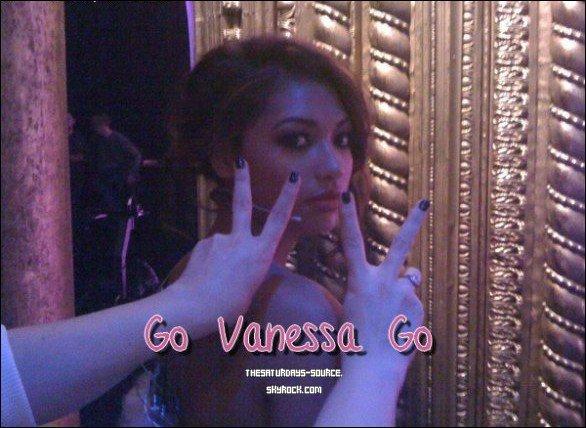 .     GO VANESSA GO   .