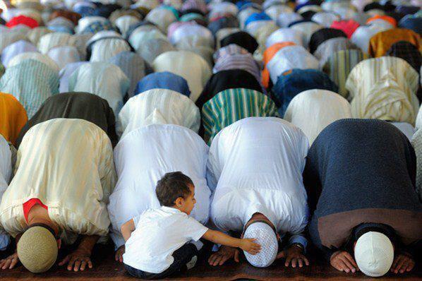 De Dos Ou De Face Les Musulmans Ont Toujours La Classe