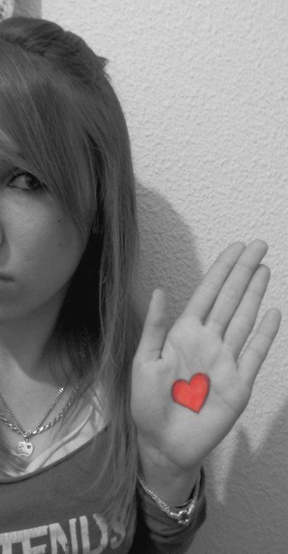 Tu détiens la clé de mon coeur x3
