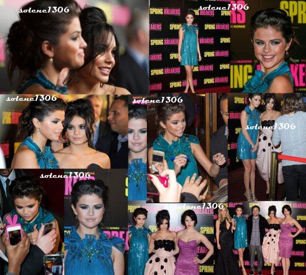 Le 12/02/13 : Selena dejeunant en compagnie d'une amie . . . . . + autre new