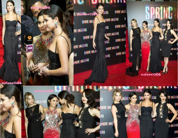 Selena : Avant premiere + conference de presse , news et photo
