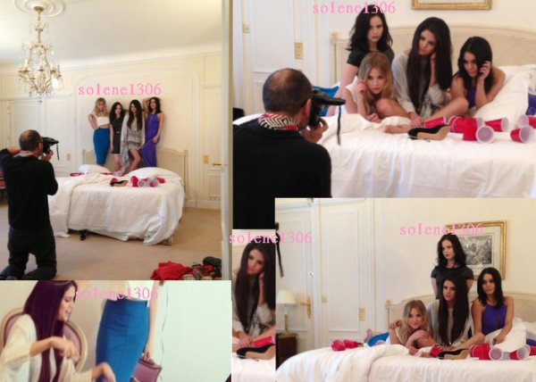 < Le 20/02/13 : Selena au vanity fair < Stills de SB < Photos Personnelle < Paris match