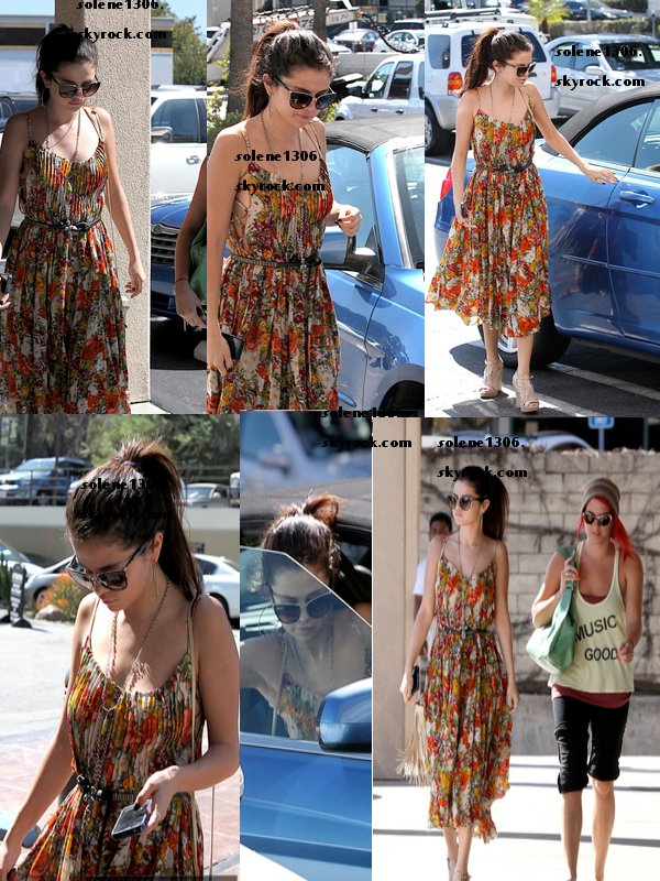 Selly & Nessa dans une émissions + Candid