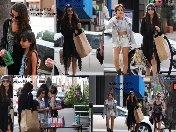 Le 2 mars 2013 & 3 mars 2013 : Candid , Le 4 mars 2013 : Selena sur le tournage de son clip