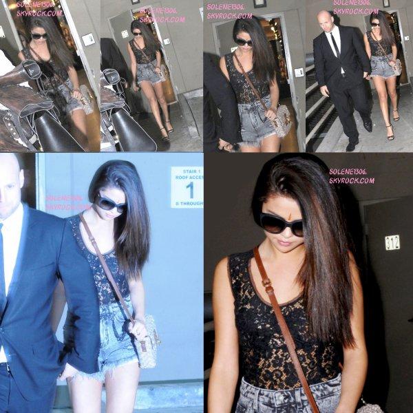 Still de sb + Selena chez dolce & gabanna + Ellen' show + Video + Performence