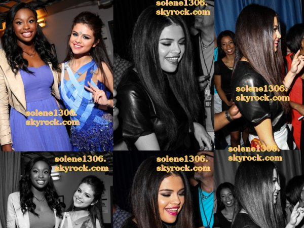 Backstage et show des RDMA, Les récompenses,Le teaser de miss gomez, Photo perso & santa monica, prestation