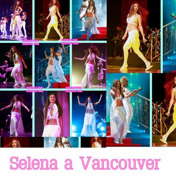 Le 10 aout 2013 : Selena en séance shopping avec sa mere et sa soeur + VANCOUVER