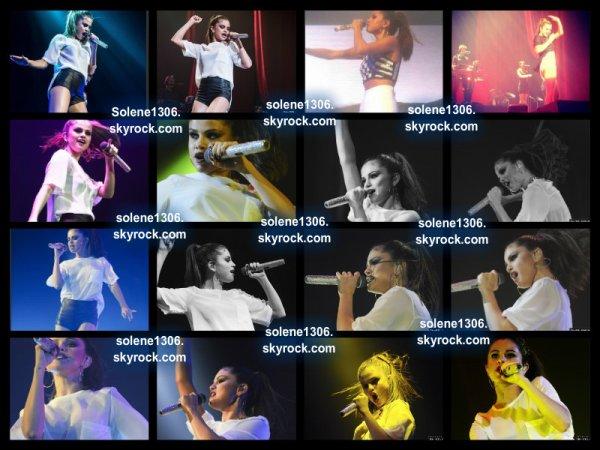 Concert et m&g