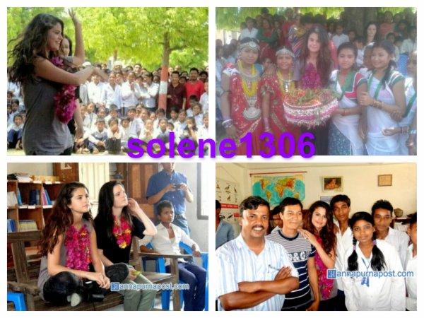 ♫ Selly au Nepal ainsi que des photos personnelles ♫