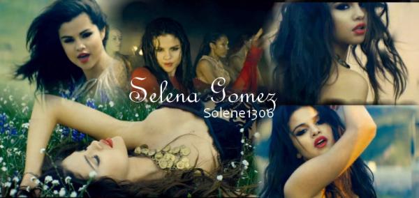Loterie 2014 ▬ Solene1306 ▬ Selena Gomez