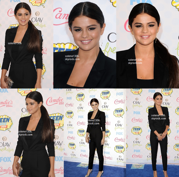 Teen choice awards et petit candid ☼