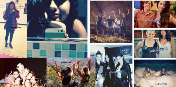 Selena Gomez et Justin bieber || Photos personnelles, informations et vote.