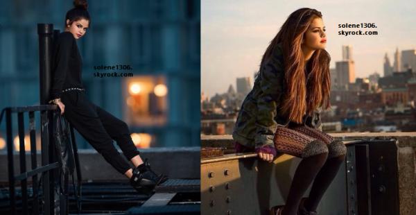 Candid dans New York || Le somptueux défilé adidas NEO