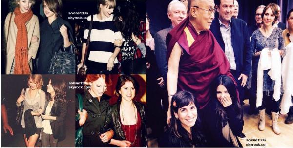 Justin complimente Selena. || Candid et de jolies photos ♥