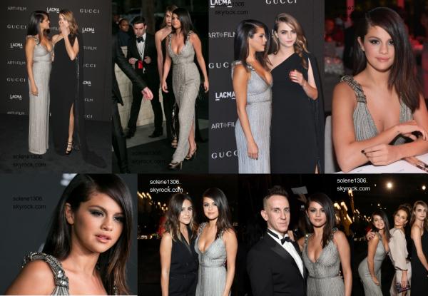 halloween || Le gala LACMA dans une robe somptueuse. || L'émission de Ryan S. et pleins de joulie photos ! ♥