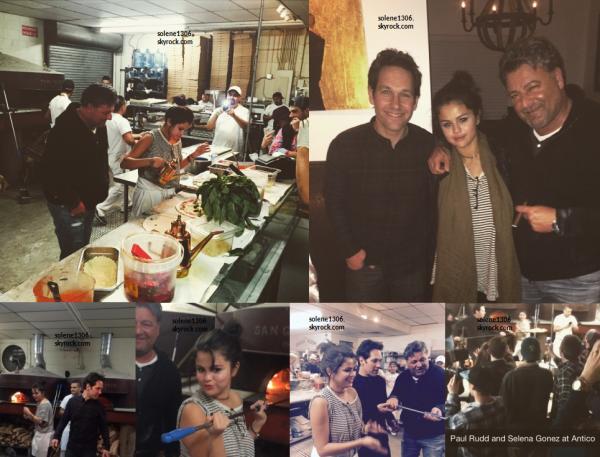 Découvrez de nouvelles photos de Selena lors de ses différentes sorties || Informations. ♥