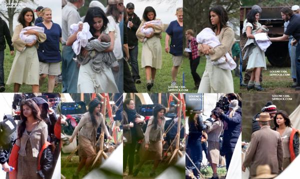 Plusieurs candids || Selena est marraine ! || De jolies photos personnelles ♥