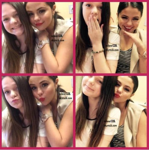 Clarissa et Selena, jolie photos personnelles ♥