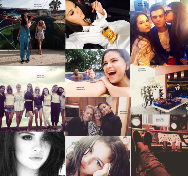ARTICLE RATTRAPAGE || Candids et jolies photos personnelles en vue !