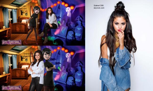 Selena dans le magazine ELLE US, un jolie candid et de superbes photos personnelles ! ♥