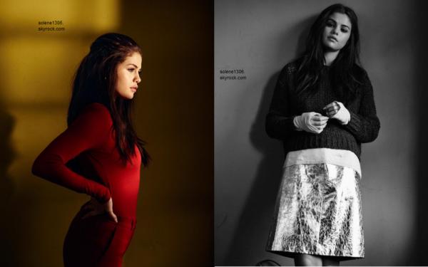 La maison de Selena & un superbe photoshoot !
