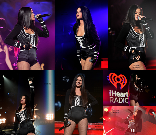 Jingle Ball & Miss gomez arrêtée ! ♥