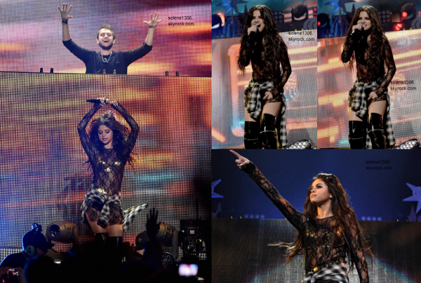 Jingle ball à New York ♥