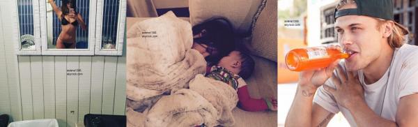 Photos personnelles ♡ Selena fêtant noël en famille !