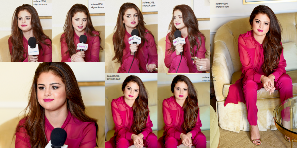 Interwiew pour le Morning Mashup et les Grammy Awards ! ♥