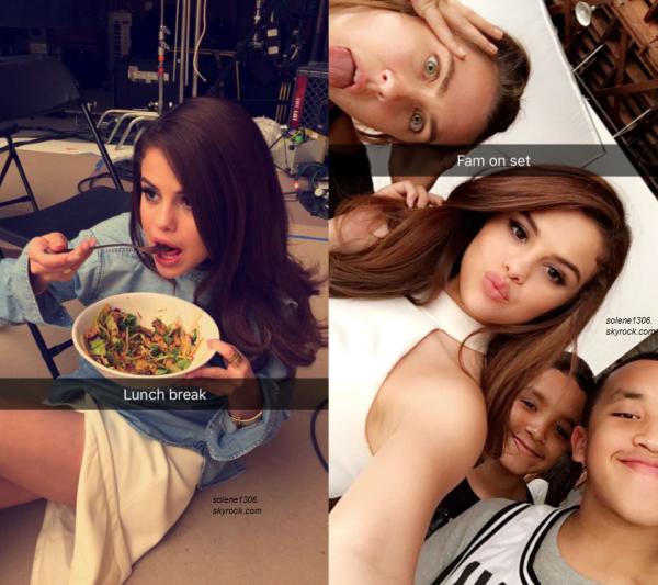 De jolies photos, un photoshoot et une sortie à DisneyLand ! ♥