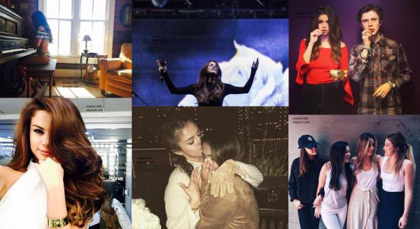 News sur Jelena, de belles photos persos et pleins de vidéos ! ♥