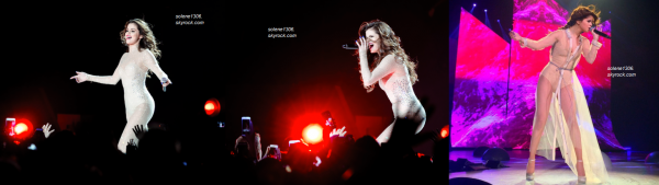 REVIVAL TOUR CONCERTS ♥
