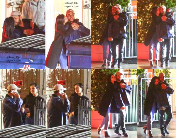 Abel et Selena sont en couple ! ♥
