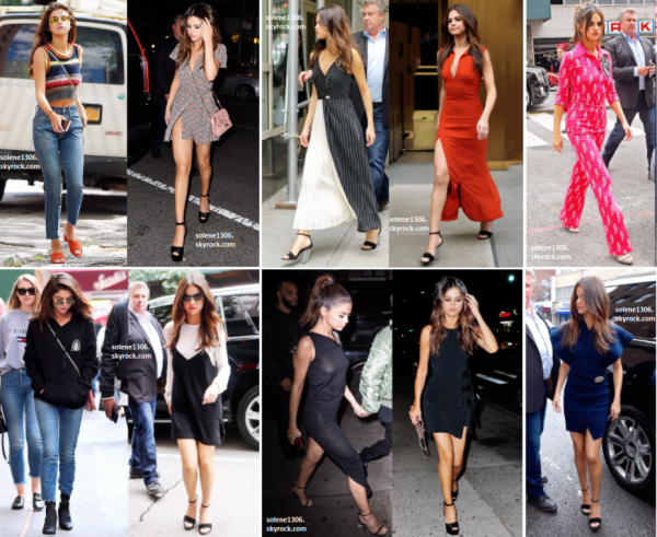 CANDIDS + PHOTOS PERSONNELLES + SHOOTING ♥