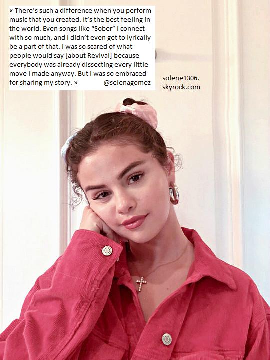 Message de Selena