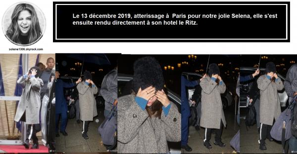 Vendredi 13 décembre 2019, Paris