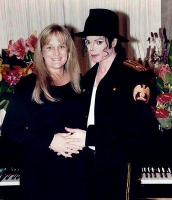 Mariage avec Debbie Rowe
