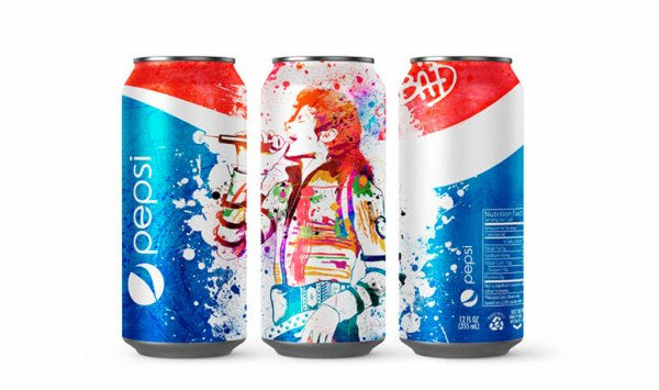 Pepsi : BAD 25 by Loosli Design